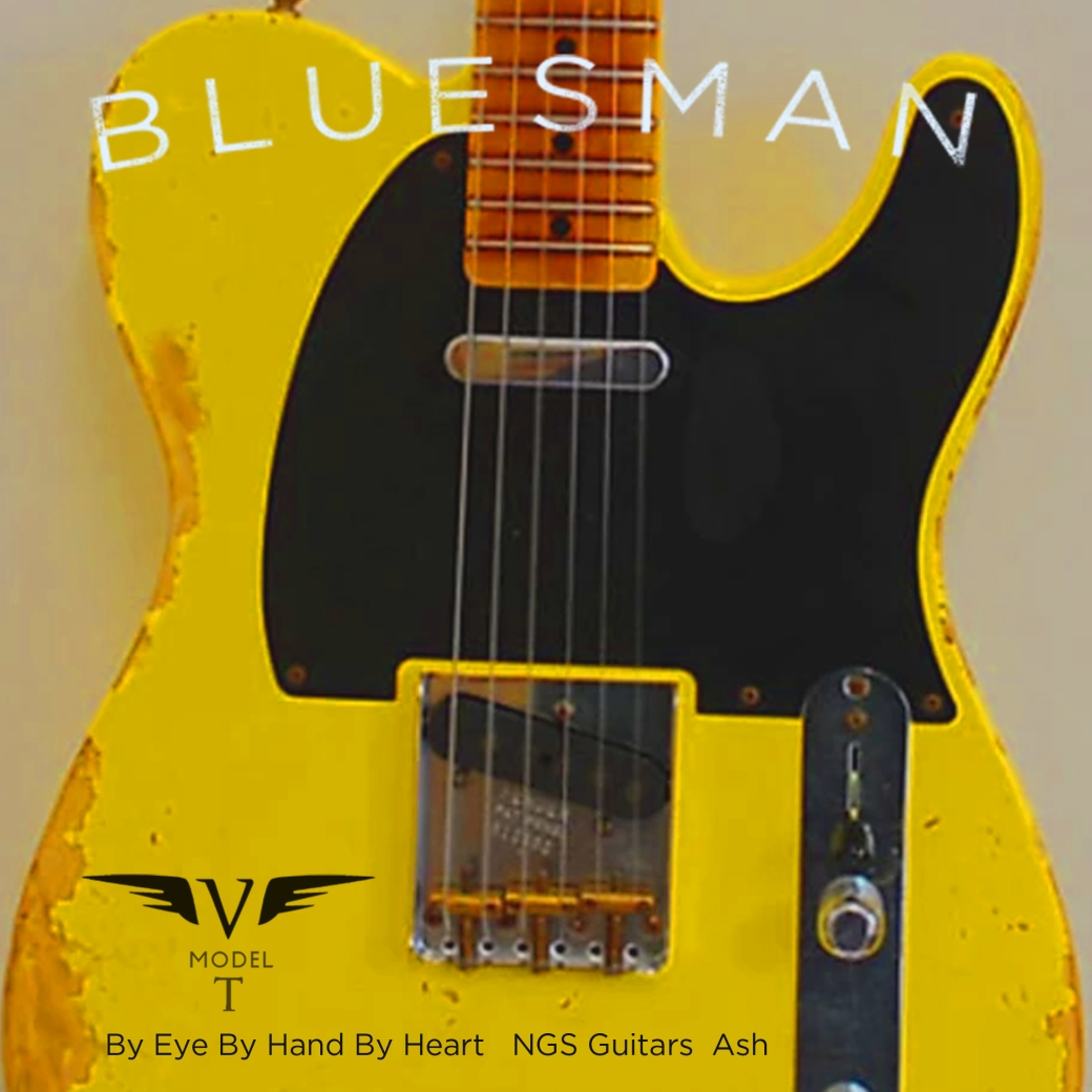 Telecaster body 003 Yellow NGS Telecaster