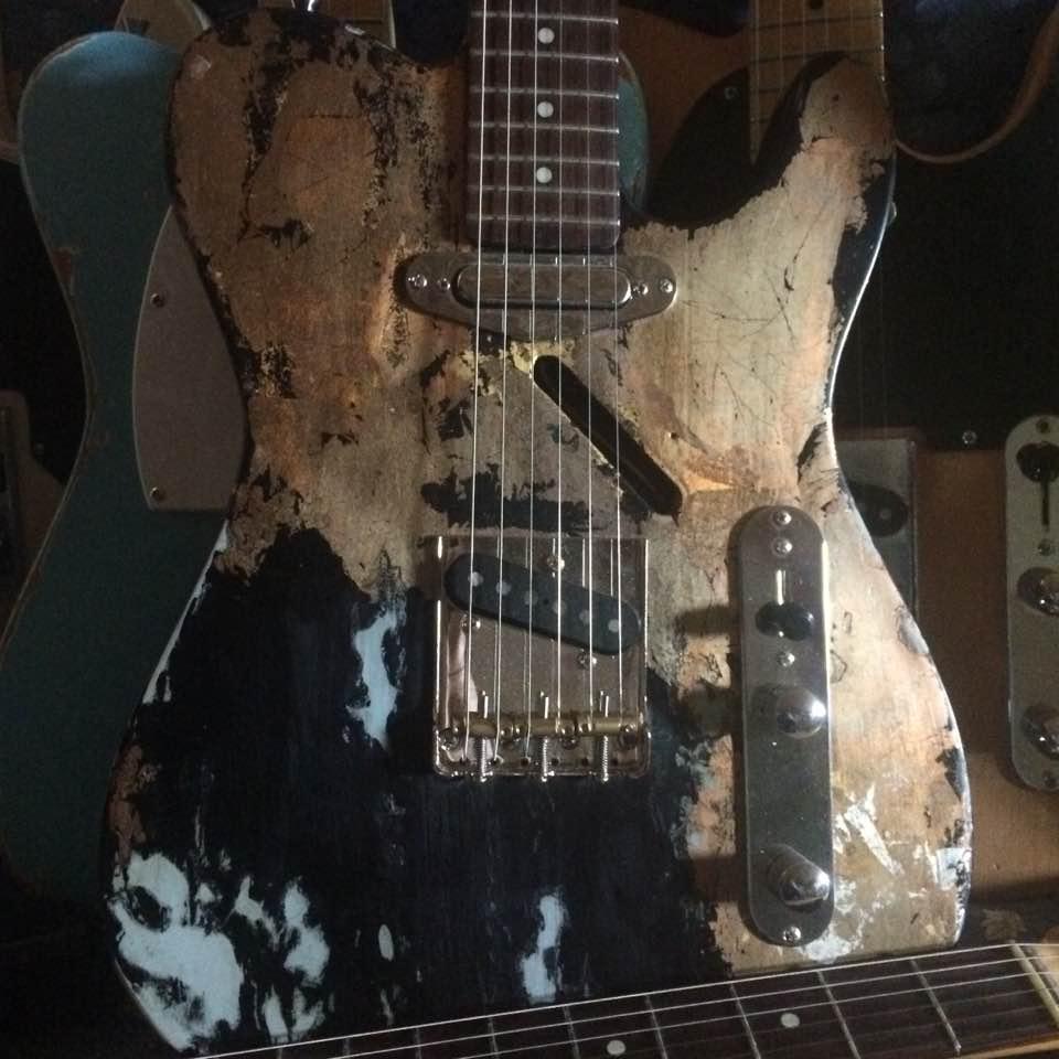 Linton Series NGS Guitars tele